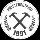 Meisterbetrieb seit 1991